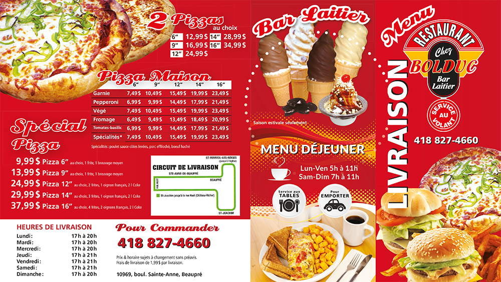 La Bolduc Restaurant